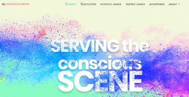 Conscious events site