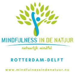 Banner van Mindfulness in de Natuur