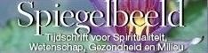 Banner van Spiegelbeeld tijdschrift