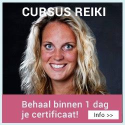Banner van Coaching Veerkracht Reiki
