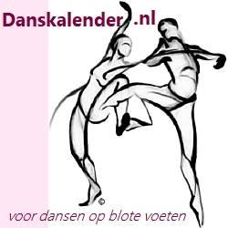 Banner van danskalender