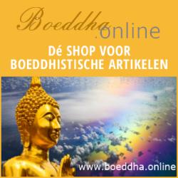 Banner van Webshop Boeddha Online