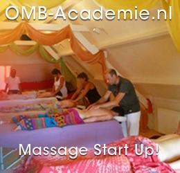 Massage Start Up