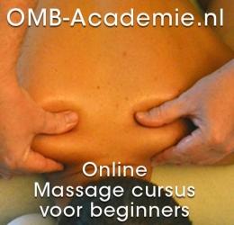 Online Massage cursus voor beginners