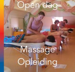 Open dag Massage Opleiding