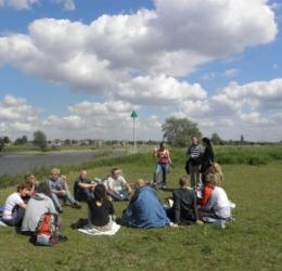 Wandelcafe singles Amerongse Berg