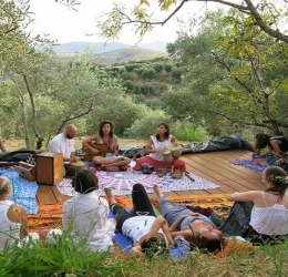 Bewuste vakanties - Yoga Kerst retraite Spanje