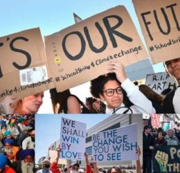 People Power wereldwijd – sleutel voor verandering