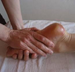 Workshop Ontspannende voetmassage