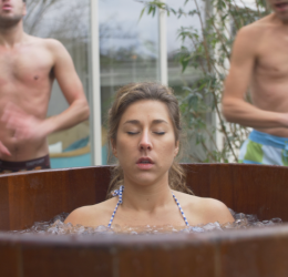 Retreat: Yin & Yang yoga | Ice challenge (Wim Hof)