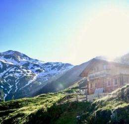 Op adem komen in de Alpen