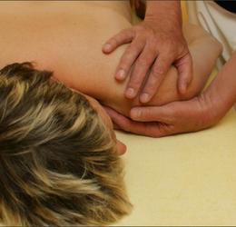 Open les Ontspannings massage vanuit Rebalancing®