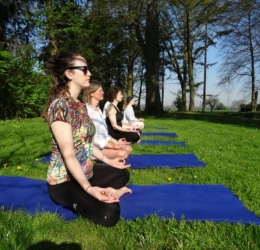 Informatie ochtend Yoga Opleiding, start in sept.