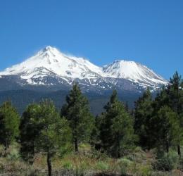 bewuste vakanties - spirituele cursus Mt Shasta