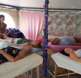 Massage zomerweek Zuid-Limburg