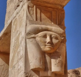 Bewuste vakanties - Magische reis in Egypte
