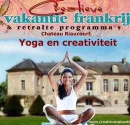 bewuste vakanties - Yoga / Astrologie vakantie en Creativiteit