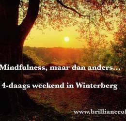 Mindfulness-weekend in Winterberg...maar dan ander