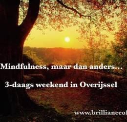 Bewuste vakanties - Mindfulness weekend in Overijssel...maar dan ander