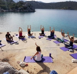 Bewuste vakanties - Yogacruise