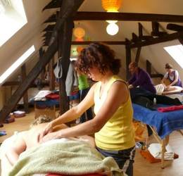 Massage Vakantie - Wellness Week