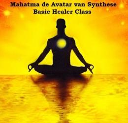 De Mahatma avatar van Synthese Basic Healer Class