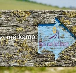 Spiritueel zomerkamp op  boerderij in de polder