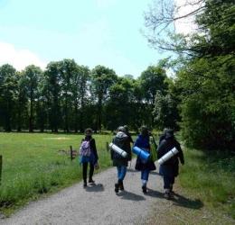 Spirituele Bos- en Bomen-3-daagse in Nat. Park.