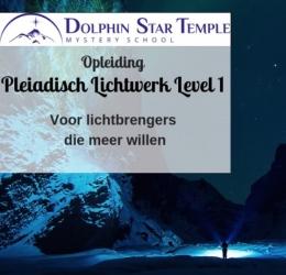 Opleiding Pleiadisch Lichtwerk- Full Sensory Perce