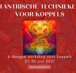Workshop Tantrische Technieken voor Koppels