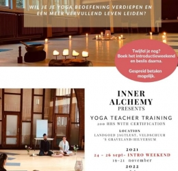 introductie yoga ttc weekend