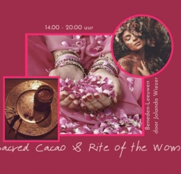 Sacred Cacao Ceremony en Rite of the Womb
