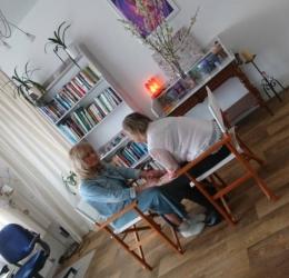 Engelen Kaart Leggen Workshop