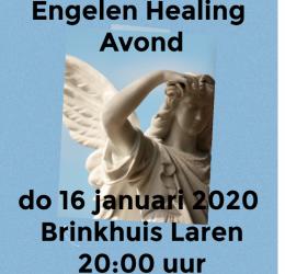 Engelen Healing Avond