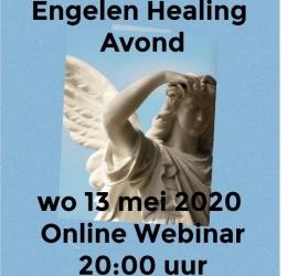 Engelen Healing Avond online