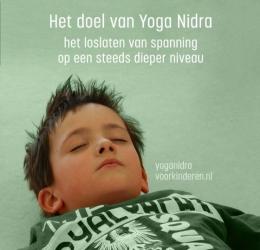 TeacherTraining: geef YogaNidra aan kinderen-Groni