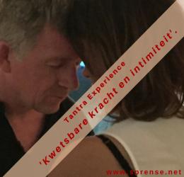 Tantra Experience 'Kwetsbare kracht en intimiteit'