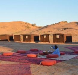Body - Mind retraite met Woestijntrip