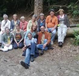 Krachtplaatswandeling+activaties Solse Gat, Veluwe