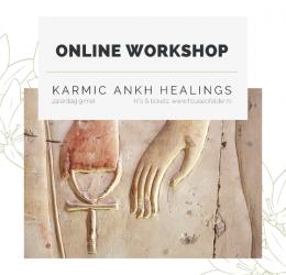Egyptian Ankh Healing - Familiekarma