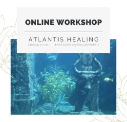 Online Atlantis DNA Healing Techniek