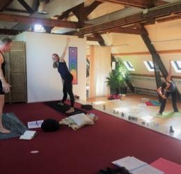 Yoga verdieping: Chakras en Yoga Nidra