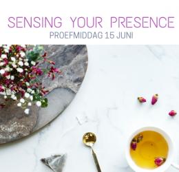 Gratis proefmiddag Sensing your Presence