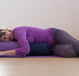 Introductie  Restorative Yoga voor yogadocenten