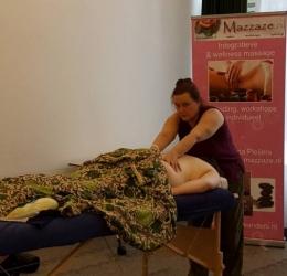 Massage weekend voor vrouwen met seksueel misbruik
