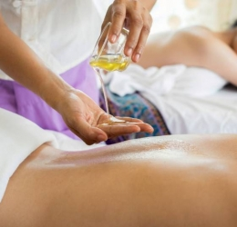 Massage zomerweek in de Ardennen