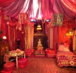 Rode tent Leiden