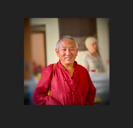 Zhiné, een kalme geest, als basis voor meditatie