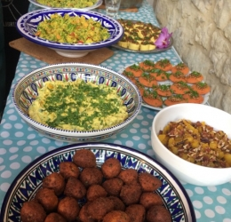 Samen koken & eten, vegan ayurvedisch, glutenvrij
