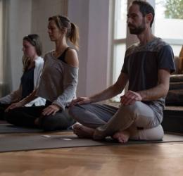 Qi Gong en meditatie